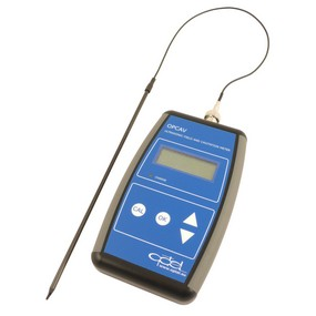 Ultrasonic cavitation meter